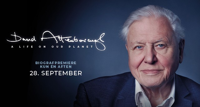 David Attenborough: A Life On Our Planet.